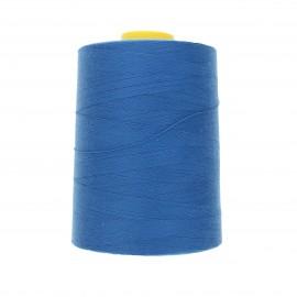 Cône fil à coudre super résistant Coats Epic 5000 m - bleu