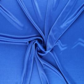 Tissu doublure jersey - navy x 10cm