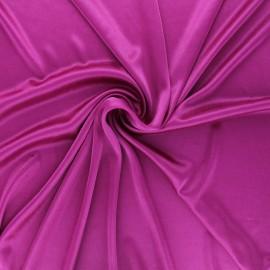 Tissu doublure jersey - violine x 10cm