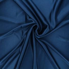 Tissu doublure jersey - pétrole x 10cm