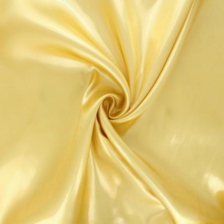 Lurex Lining fabric - gold x 50 cm