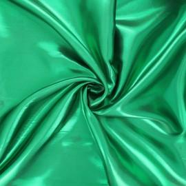 Lurex Lining fabric - green x 50 cm