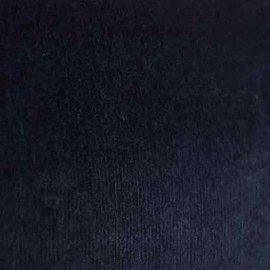 Milleraies velvet fabric - night blue 300gr/ml x10cm