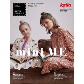 Katia MiniME sewing pattern Magazine - Autumn/Winter 21/22