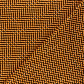 Andover Fabrics cotton fabric - Orange Clamshells x 10cm