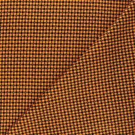 Tissu coton Andover Fabrics Clamshells - orange x 10cm