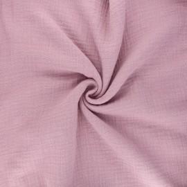 Tissu double gaze de coton MPM - baby doll x 10cm