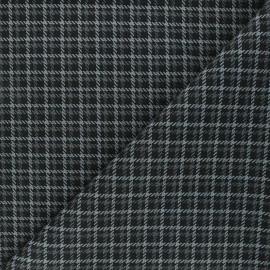 Tissu bengaline Harper - gris x 10cm