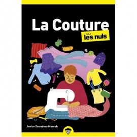 """Book """"La couture pour les nuls - Poche"""""""