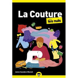 """Livre """"La couture pour les nuls - Poche"""""""