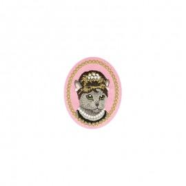 Famous animals Iron-on patch - Audrey Hepburn