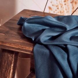 Crepe viscose fabric Atelier Brunette - River x 10cm