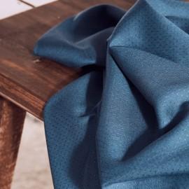 Viscose fabric Atelier Brunette - Dobby River x 10cm