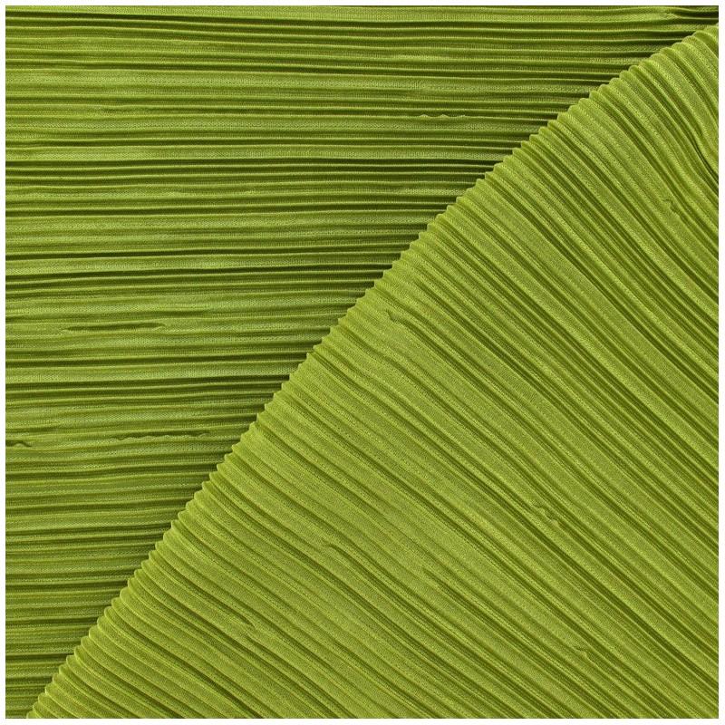 tissu pliss vert mousse x 10cm ma petite mercerie. Black Bedroom Furniture Sets. Home Design Ideas