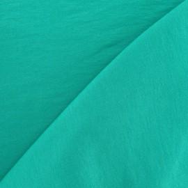 ♥ Coupon 200 cm X 140 cm ♥ Tissu Gabardine Lycra polyester vert prairie