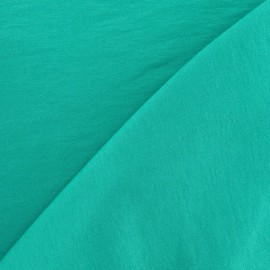 ♥ Only one piece 200 cm X 140 cm ♥ Lycra polyester Gabardine Fabric - Meadow Green