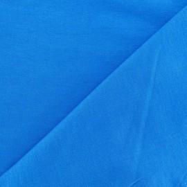 Lycra polyester Gabardine Fabric - Turquoise x 10cm