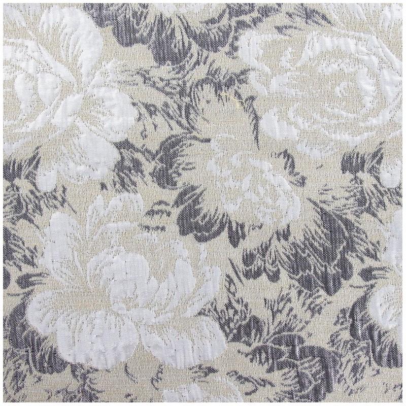 tissus pas cher tissu damass rosier de damas beige. Black Bedroom Furniture Sets. Home Design Ideas