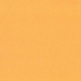 Tissu coton ENDUIT neon orange D x 10cm