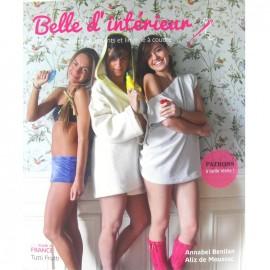 """Livre """"Belle d'intérieur"""""""