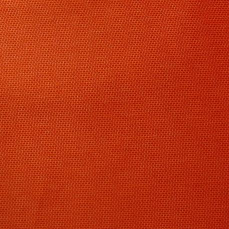 Canvas Fabric - orange/red (180cm) x 10cm