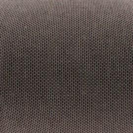 Canvas Fabric - Black/sloe/taupe (180cm) x 10cm