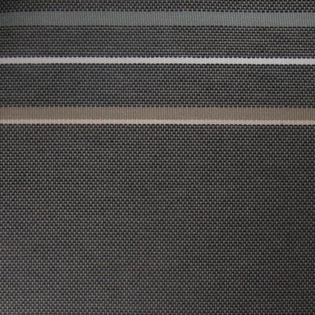 Canvas Fabric - Rue du Bac grey (180cm) x 10cm