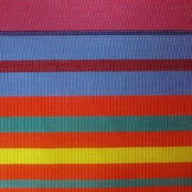 Tissu toile Bonbon Plume (180cm) x 10cm