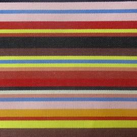 ♥ Coupon 260 cm X 180 cm ♥ Tissu toile Tom Multicolore (180cm)