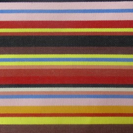 ♥ Coupon 260cm X 180 cm ♥  Fabric - Tom Multicolore (180cm)