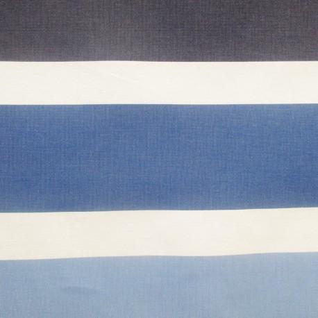 Canvas Fabric - eau purple/blue (180cm) x 10cm