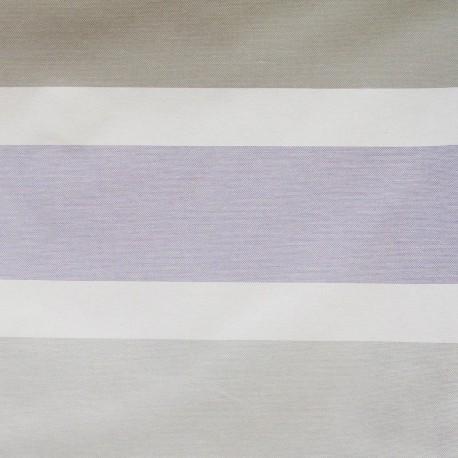 Canvas Fabric - air beige/grey (180cm)