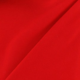 Jersey Fabric - Red x 10cm