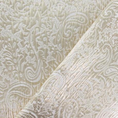 tissus pas cher tissu damass agla dor. Black Bedroom Furniture Sets. Home Design Ideas