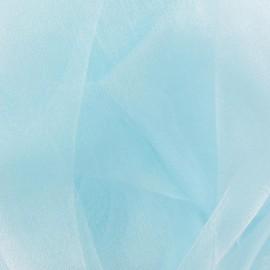 Organza Fabric - Azurin x 50cm