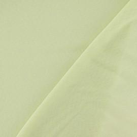Tulle souple fines mailles vert pistache x10cm