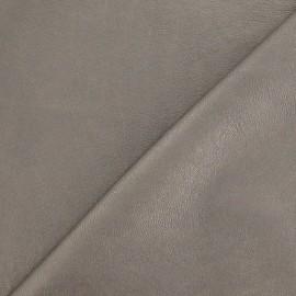 Simili cuir nacré bronze x 10cm