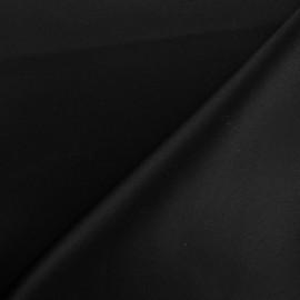 Tissu Satin de Luxe Mariée noir x 10cm