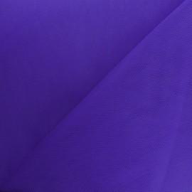 Tulle grande largeur violet x1m