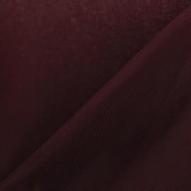 Big Width Tulle - Burgundy x 1m