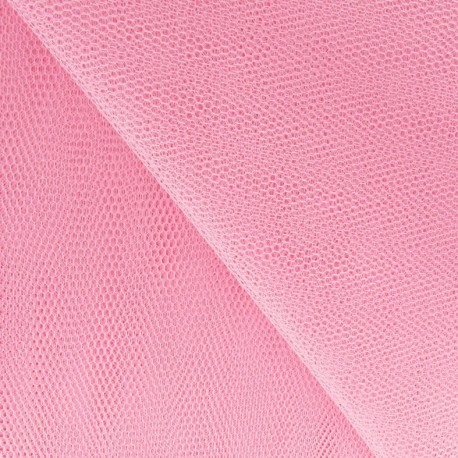 Big Width Tulle - Sealing Wax x 1m