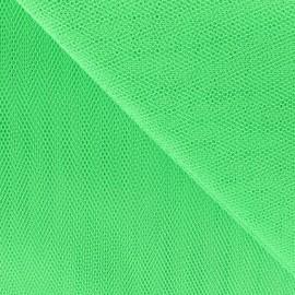 Big Width Tulle - Green x 1m