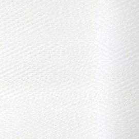 Tulle ivoire