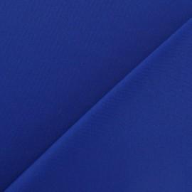 Tissu Lycra épais bleu roy x 10cm