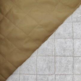 Doublure matelassée beige x 10cm