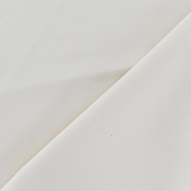 Thick lycra fabric - champagne x 10cm
