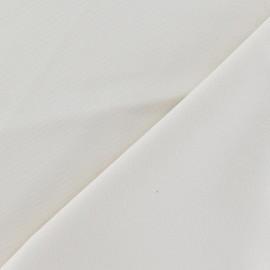 Tissu Lycra épais champagne x 10cm