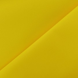 ♥ Coupon tissu 90 cm X 150 cm ♥ toile Velabag jaune