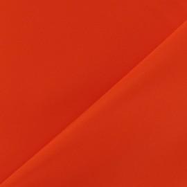 Toile Velabag orange x 10cm
