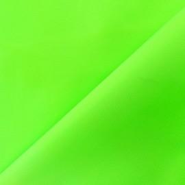 Toile Velabag vert fluo x 10cm